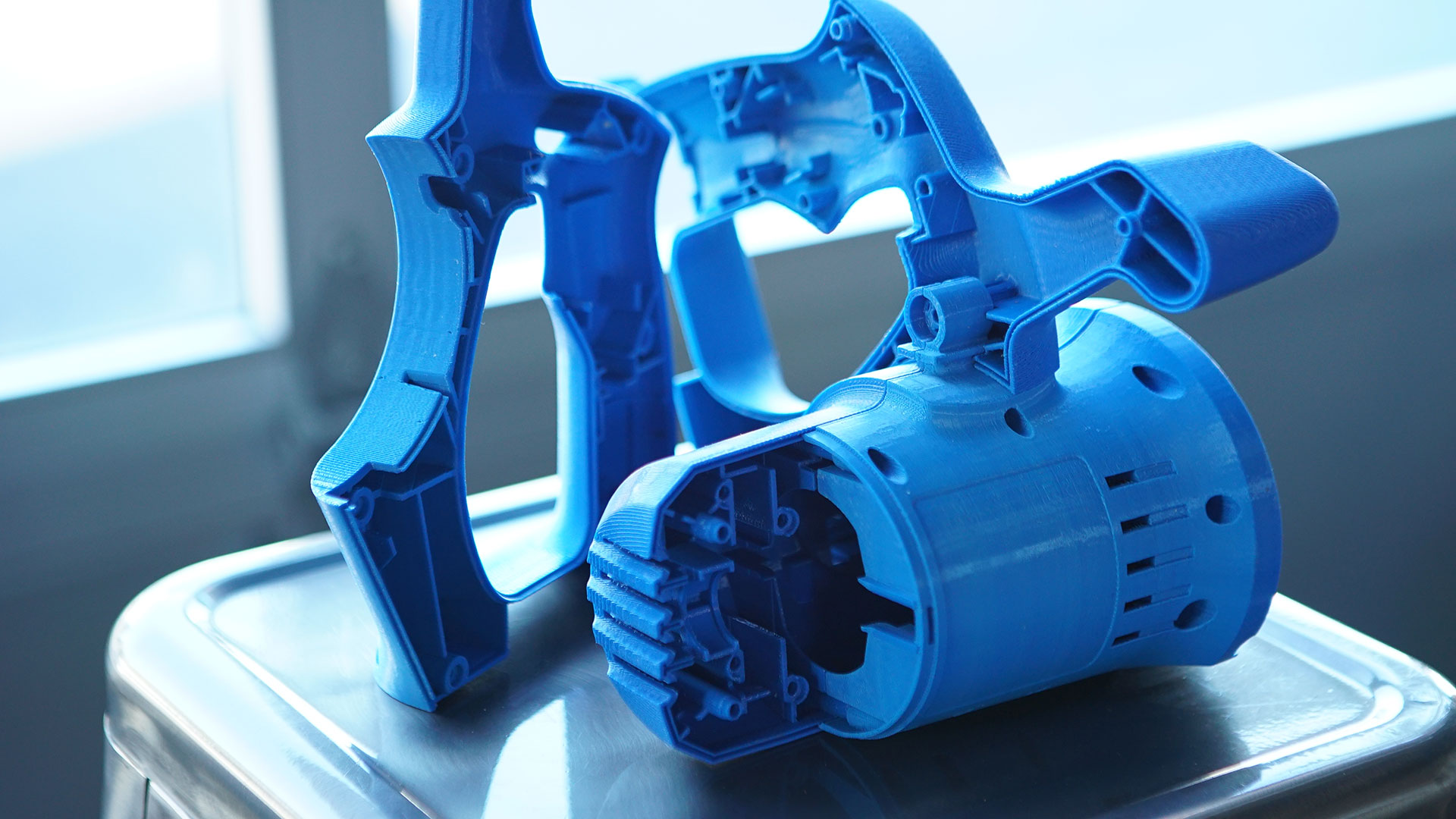 3D Printing for Small Run Manufacturing